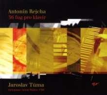 Anton Reicha (1770-1836): 36 Fugen für Klavier, 2 CDs