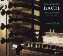 """Johann Sebastian Bach (1685-1750): Choräle BWV 599-644 """"Orgelbüchlein"""", CD"""