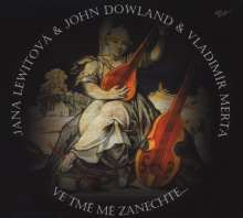 "John Dowland (1562-1626): Lautenlieder ""In Darkness Let me Dwell"", CD"