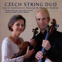 Czech String Duo, CD