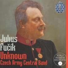 "Julius Fucik (1872-1916): Orchesterstücke ""Unknown"", CD"