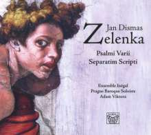 Jan Dismas Zelenka (1679-1745): Psalmen, CD