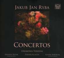 Jan Jakub Ryba (1765-1815): Konzerte, CD