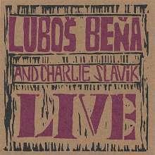 Lubos Bena: Lubos Bena Live, CD