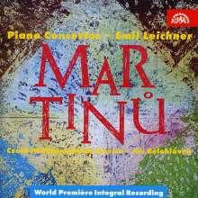 Bohuslav Martinu (1890-1959): Klavierkonzerte Nr.1-5, 2 CDs
