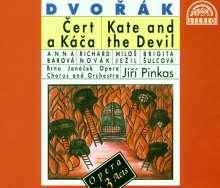 Antonin Dvorak (1841-1904): Katinka und der Teufel, 2 CDs