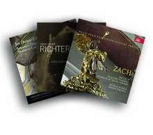 Requien des tschechischen Barock (Exklusiv-Set für jpc), 3 CDs
