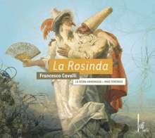 Francesco Cavalli (1602-1676): La Rosinda, 3 CDs
