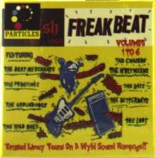 English Freakbeat Volumes 1 To 6, 6 CDs