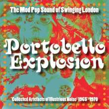 Portobello Explosion (180g) (Limited-Numbered-Edition) (Colored Vinyl), LP