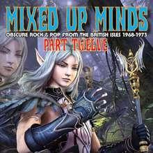 Mixed Up Minds Part Twelve, CD