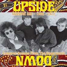 Upside Down Vol.6, CD