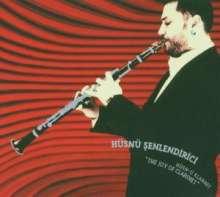 Hüsnü Senlendirici: Hüsn-Ü Klarnet - Joy Of Clarinet, CD