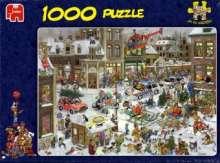 Weihnachten. Puzzle 1000 Teile, Diverse