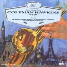Coleman Hawkins (1904-1969): In Europe 1934-1939          D, CD