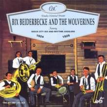 Bix Beiderbecke (1903-1931): Bix Beiderecke And The Wolverines, CD