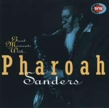 Pharoah Sanders (geb. 1940): Great Moments With Phar, CD