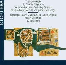 Theo Loevendie (geb. 1930): Werke, CD