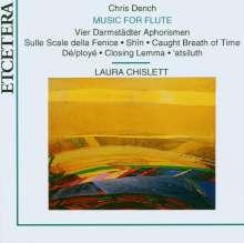 Chris Dench (geb. 1953): 4 Darmstädter Aphorismen, CD