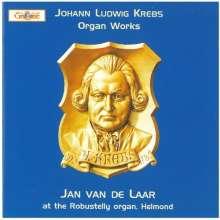 Johann Ludwig Krebs (1713-1780): 11 Orgelstücke, CD