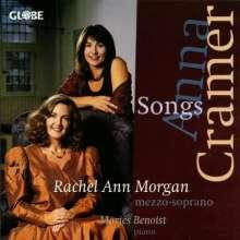 Anna Cramer (1873-1968): Lieder, CD