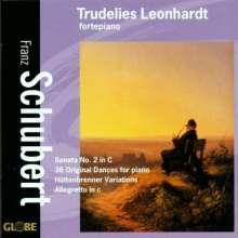 Franz Schubert (1797-1828): Klavierwerke Vol.2, CD