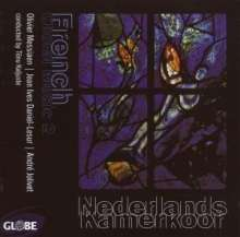 Netherlands Chamber Choir - French Choral Music 2, CD