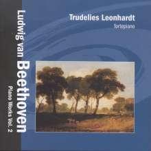 Ludwig van Beethoven (1770-1827): Klavierwerke Vol.2, CD