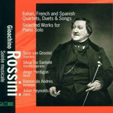 Gioacchino Rossini (1792-1868): Soirees Musicales, 2 CDs