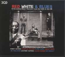 Red White & Blues, 3 CDs