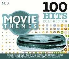 Filmmusik: 100 Hits: Movie Themes, 5 CDs
