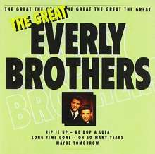 The Everly Brothers: Great Everly Brothers, CD