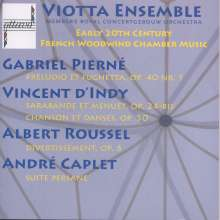 Viotta Ensemble, CD