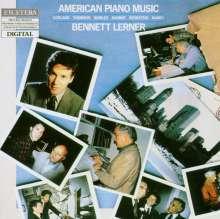 Bennett Lerner - Amerik.Klaviermusik 1, CD