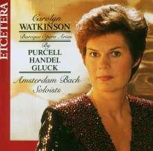 Carolyn Watkinson singt barocke Arien, CD