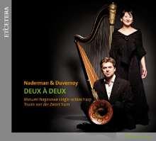 Masumi Nagasawa & Teunis van der Zwart - Deux A Deux, CD