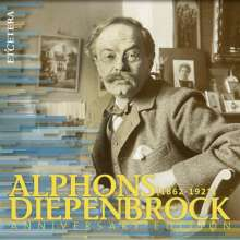 Alphons Diepenbrock (1862-1921): 150th Anniversary Box, 9 CDs