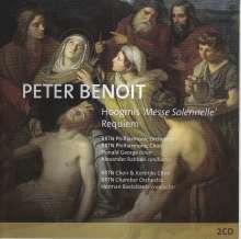 "Peter Benoit (1834-1901): Hoogmis ""Messe Solennelle"", 2 CDs"