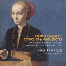 Französische Psalmen von Katholiken & Hugenotten, CD