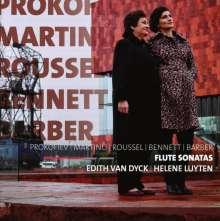 Edith van Dyck & Helene Luyten - Flute Sonatas, CD