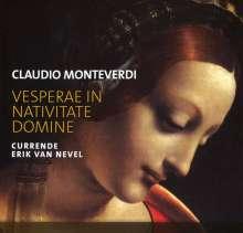 Vesperae in Nativitate Domini, CD