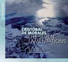Cristobal de Morales (1500-1553): Lamentationes, CD