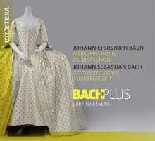 """Johann Christoph Bach (1642-1703): Hochzeitskantate """"Meine Freundin, du bist schön"""", CD"""