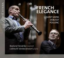 Roeland Hendrikx - French Elegance, CD