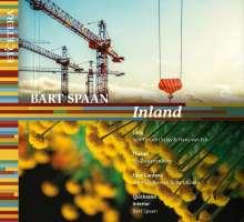 Bart Spaan (geb. 1963): Inland, CD