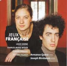 Armance Quero & Joseph Birnbaum - Jeux a la Francaise, CD