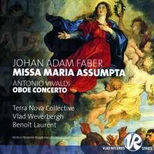 Johan Adam Faber (1692-1759): Missa Maria Assumpta, CD