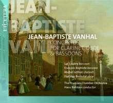 Johann Baptist (Jan Krtitel) Vanhal (1739-1813): Konzert F-Dur für 2 Fagotte & Orchester, CD