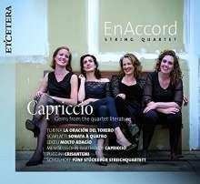EnAccord - Capriccio, CD