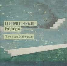 """Ludovico Einaudi (geb. 1955): Klavierwerke """"Passagio"""", CD"""